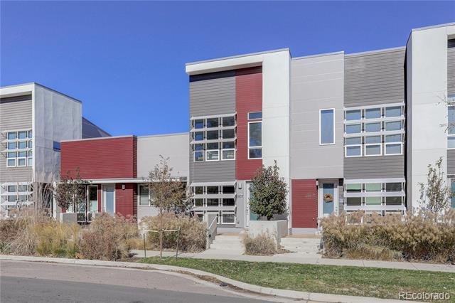 Photo of home for sale at 2807 52nd Avenue W, Denver CO