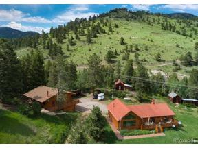 Property for sale at 33122 Golden Gate Canyon Road, Golden,  Colorado 80403