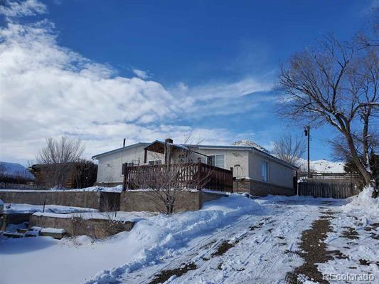 Photo of home for sale at 1075 Chery Street, Del Norte CO