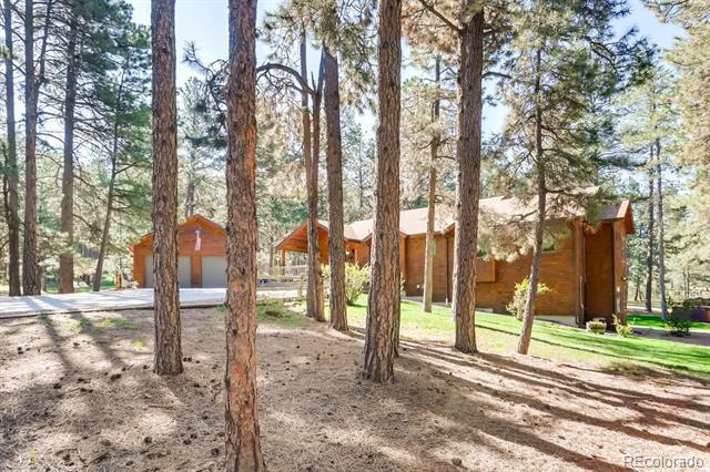 Photo of home for sale at 4672 Deer Trail, Elizabeth CO
