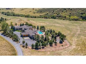 Property for sale at 6363 Puma Point Way, Golden,  Colorado 80403