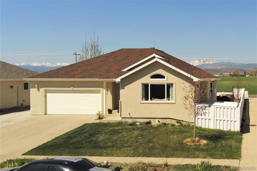 Photo of home for sale at 87 Sioux Drive, Berthoud CO