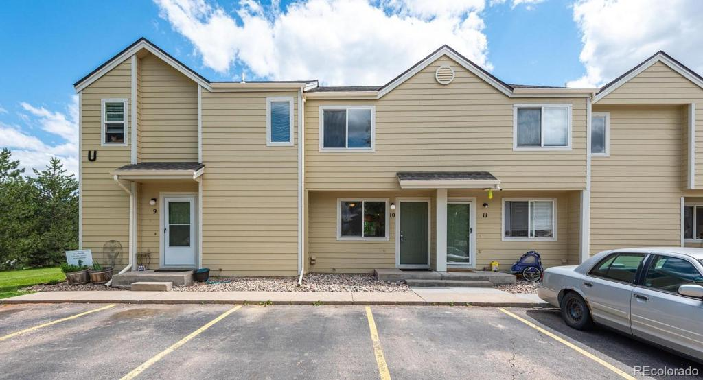 Photo of home for sale at 3005 Ross Drive, Fort Collins CO