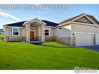 Photo of home for sale at 2545 Branding Iron Drive, Severance CO