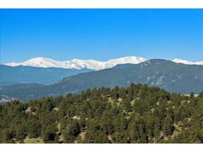Property for sale at 00 Genesee Springs Road, Golden,  Colorado 80401