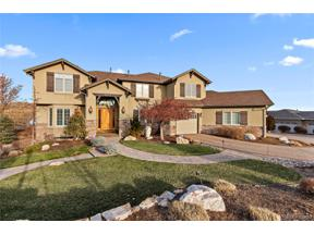 Property for sale at 4871 Raintree Drive, Parker,  Colorado 80134