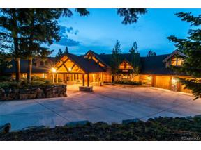 Property for sale at 590 W Meadow Road, Evergreen,  Colorado 80439