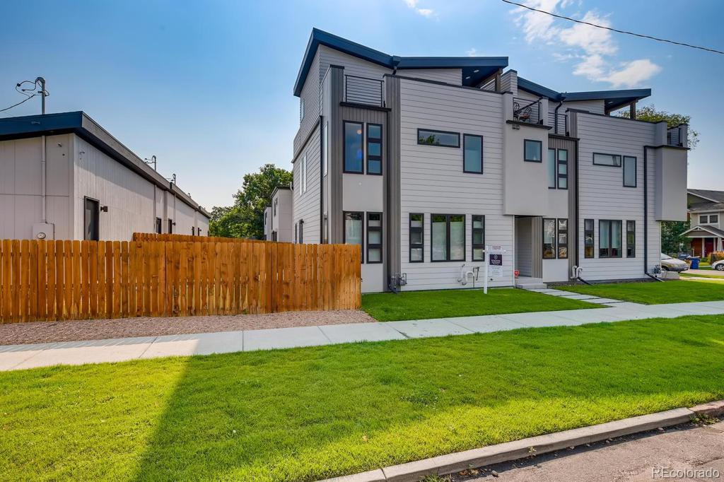Photo of home for sale at 4004 Quivas Street, Denver CO