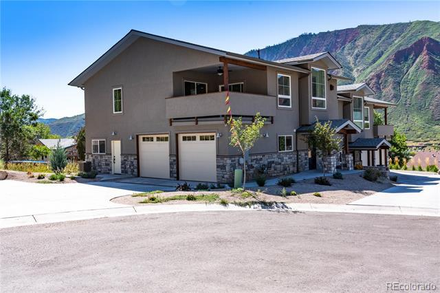 Photo of home for sale at 46 Gamba Drive, Glenwood Springs CO