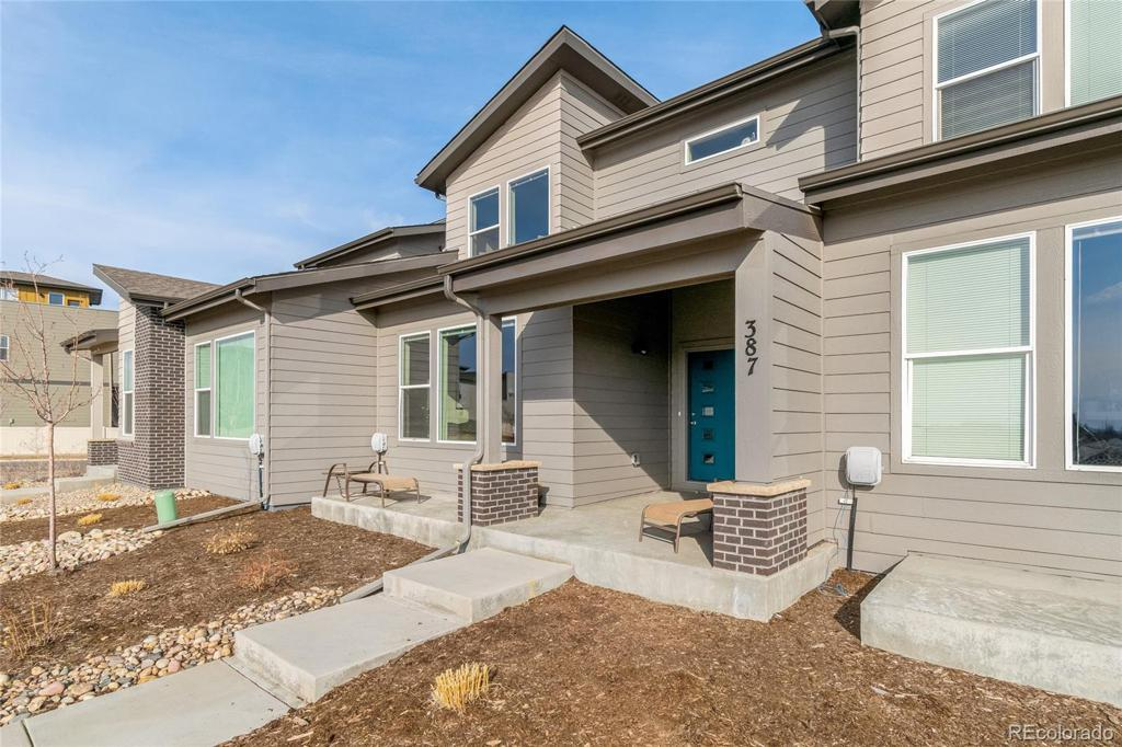 Photo of home for sale at 387 Sour Street, Fort Collins CO