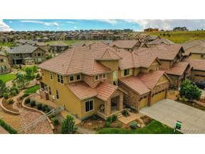 Property for sale at 10716 Backcountry Drive, Highlands Ranch,  Colorado 80126