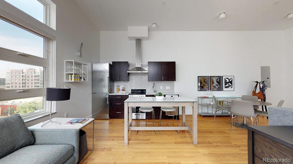 Photo of home for sale at 135 Adams Street, Denver CO