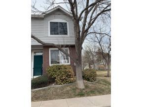 Property for sale at 9605 W Chatfield Avenue F, Littleton,  Colorado 80128