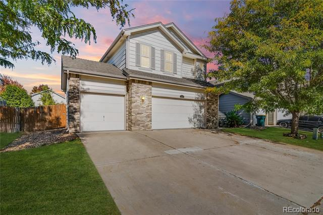 Photo of home for sale at 2083 Village Drive, Milliken CO