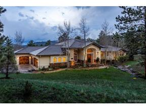 Property for sale at 27250 Craig Lane, Golden,  Colorado 80401