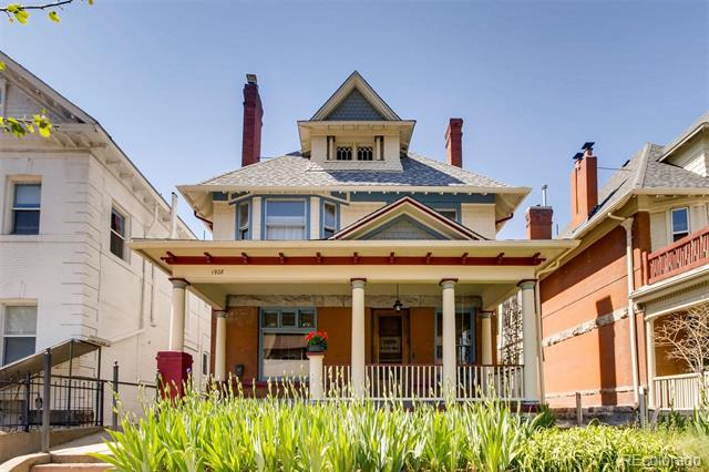 Photo of home for sale at 1928 14th Avenue E, Denver CO