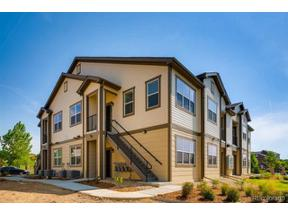 Property for sale at 4526 Copeland Circle Unit: 101, Highlands Ranch,  Colorado 80126