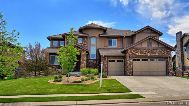 Photo of home for sale at 1570 Tiverton Avenue, Broomfield CO