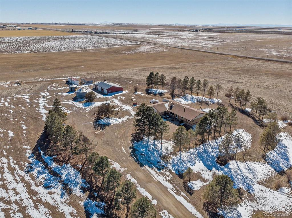 Photo of home for sale at 6020 Highway 79, Bennett CO