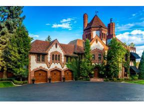 Property for sale at 2750 East Cedar Avenue, Denver,  Colorado 80209