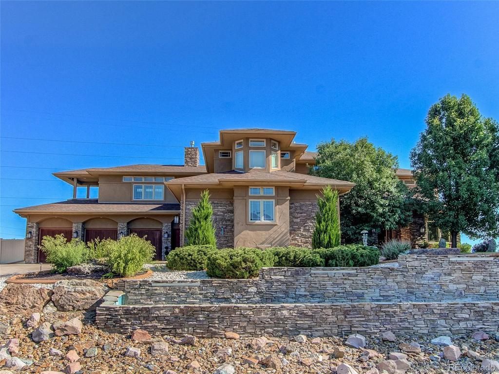 Photo of home for sale at 5792 Secrest Court, Golden CO