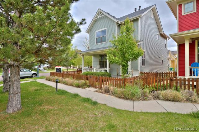 Photo of home for sale at 2834 Clinton Way, Denver CO