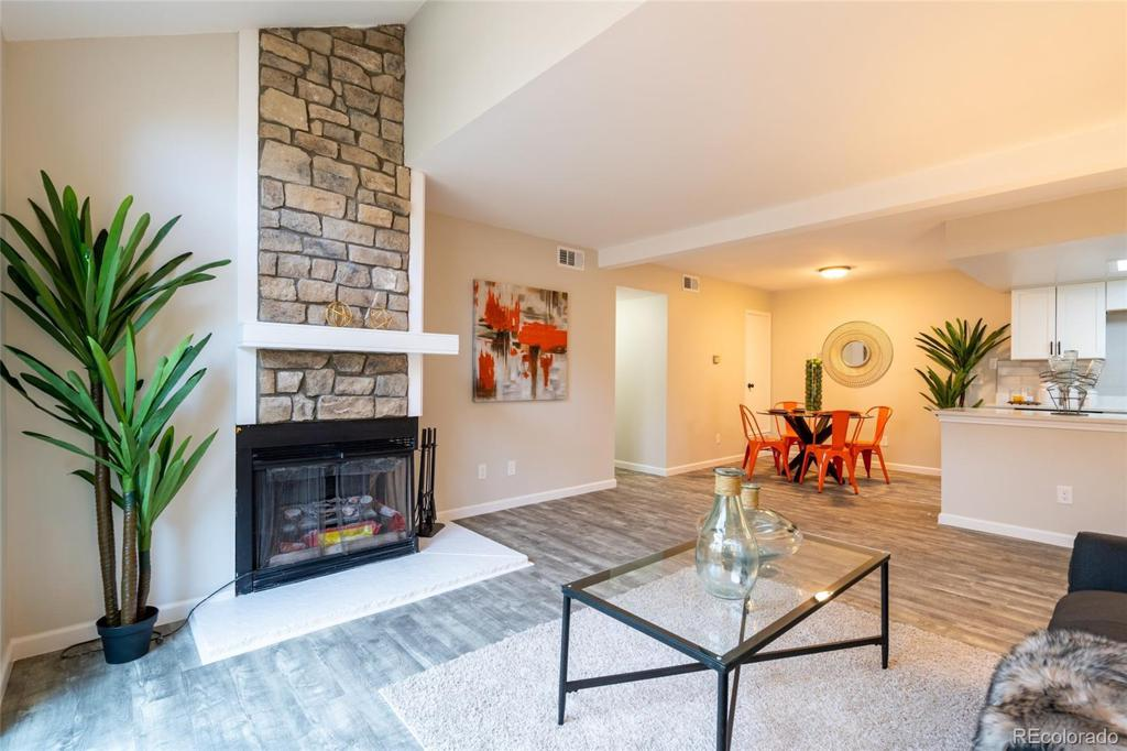 Photo of home for sale at 18494 Kepner Place E, Aurora CO