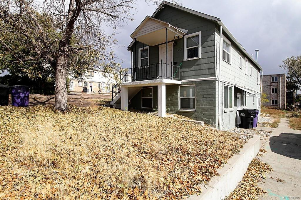 Photo of home for sale at 1260 Xavier Street, Denver CO