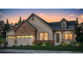 Property for sale at 6749 Tee Time Way, Castle Pines,  Colorado 80108