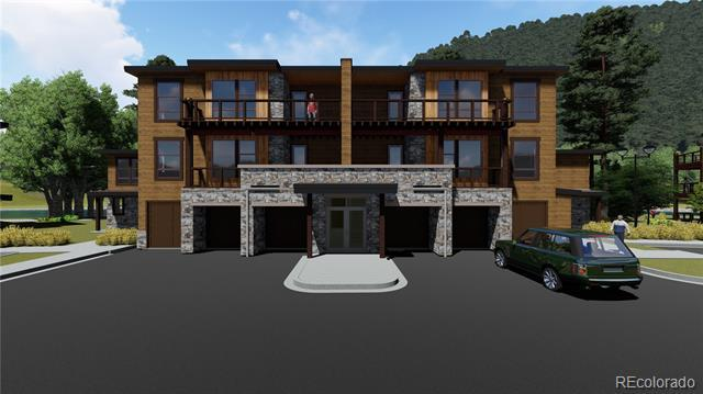 Photo of home for sale at 1090 Blue River Parkway Parkway, Silverthorne CO