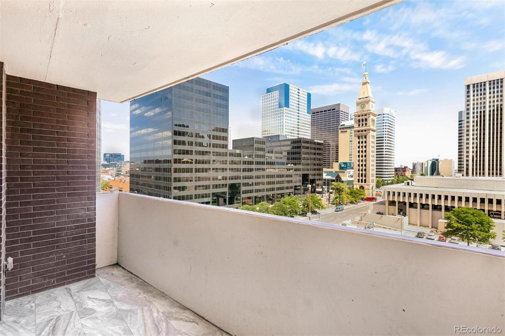 Photo of home for sale at 1020 15th Street, Denver CO