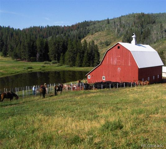 Photo of home for sale at 46600 County Road 129, Steamboat Springs CO