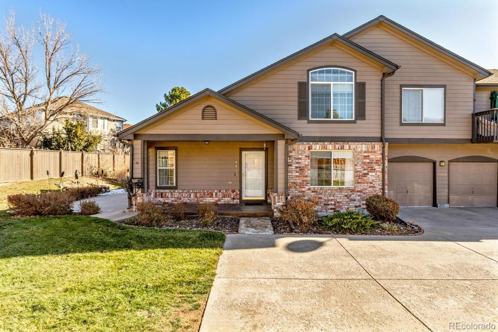 Photo of home for sale at 6409 Dallas Court S, Englewood CO