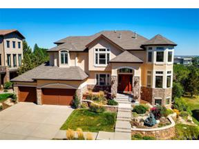 Property for sale at 1167 Buffalo Ridge Road, Castle Pines,  Colorado 80108