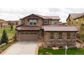 Property for sale at 522 Pine Flower Court, Highlands Ranch,  Colorado 80126
