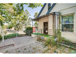 Property for sale at 3546 North Williams Street, Denver,  Colorado 80205