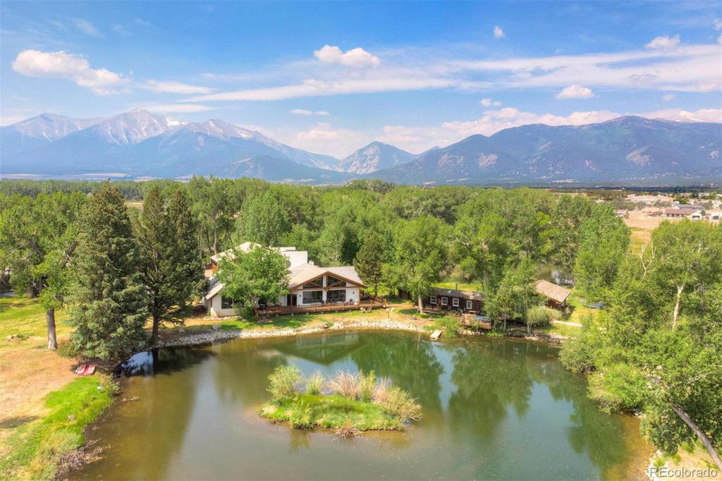 Photo of home for sale at 15099 County Road 350, Buena Vista CO