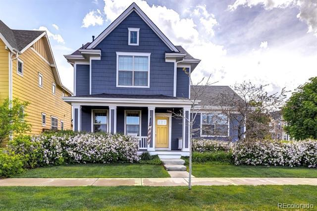 Photo of home for sale at 3219 Florence Way, Denver CO