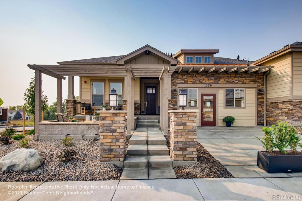 Photo of home for sale at 1510 Lanterns Lane, Superior CO