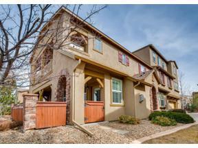 Property for sale at 10581 Parkington Lane A, Highlands Ranch,  Colorado 80126