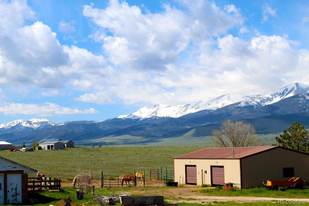 Photo of home for sale at 56326 Highway 69, Westcliffe CO
