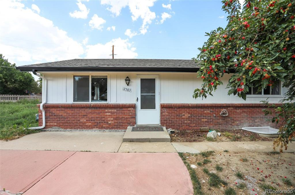 Photo of home for sale at 12583 12th Place W, Golden CO