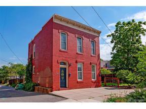 Property for sale at 721-723 East 22nd Avenue, Denver,  Colorado 80205