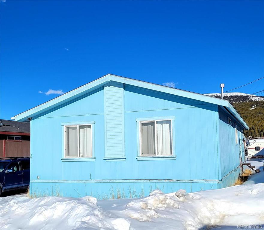Photo of home for sale at 60 Mountain Valley Estates Drive, Leadville CO