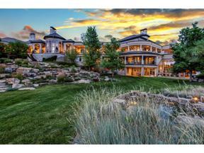 Property for sale at 10687 Evans Ridge Road, Parker,  Colorado 80134