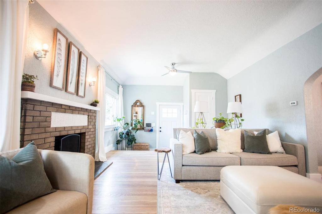Photo of home for sale at 3633 York Street, Denver CO
