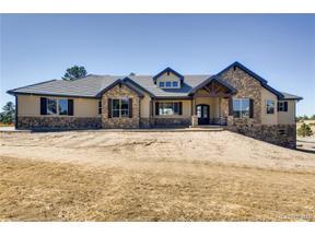 Property for sale at 5825 Hidden Oaks Way, Parker,  Colorado 80134