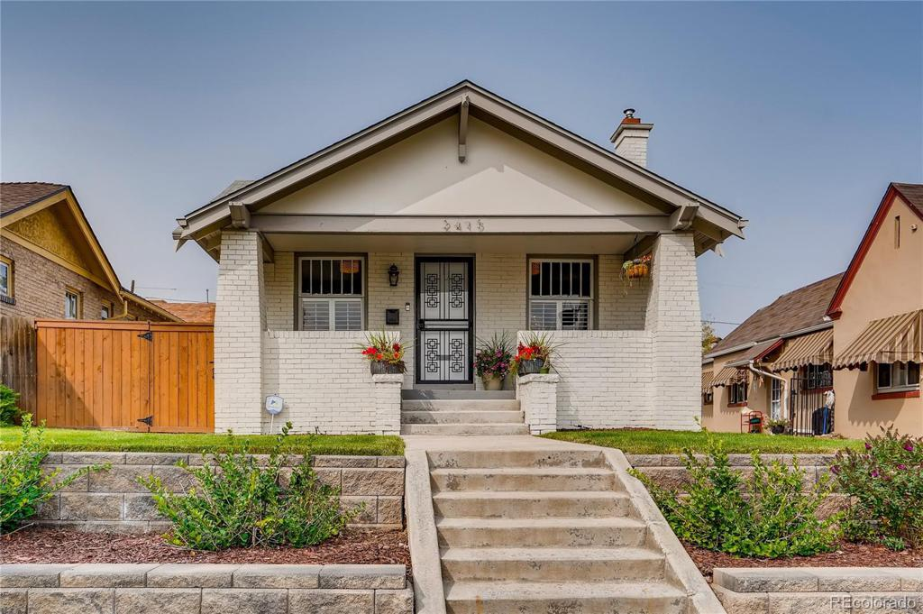 Photo of home for sale at 2415 York Street, Denver CO