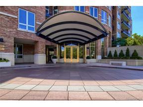 Property for sale at 2400 East Cherry Creek South Drive Unit: 207, Denver,  Colorado 80209