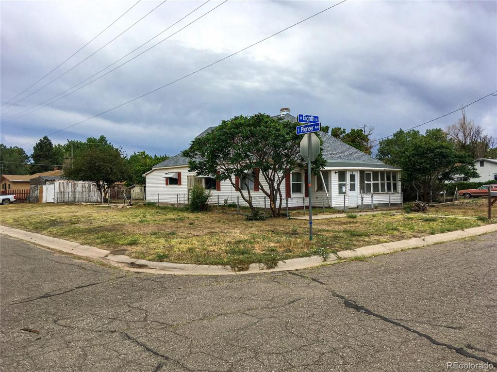 Photo of home for sale at 501 8th Street W, Walsenburg CO